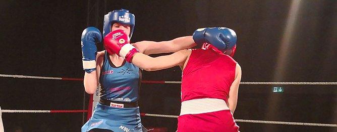 Boxen kann auch Sport für Frauen sein (Foto: nnz)