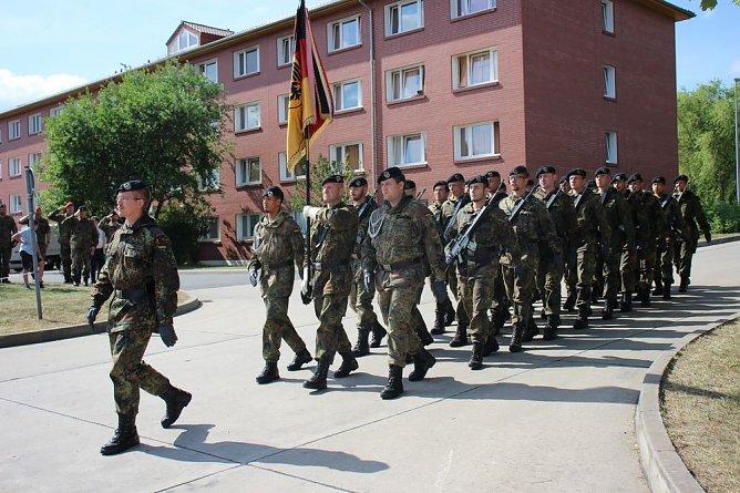 militärische stärke deutschland vergleich