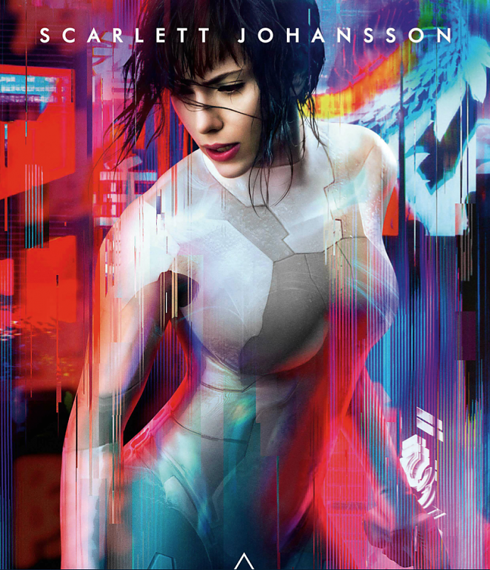Ghost in the shell (Foto: Paramount Pictures)