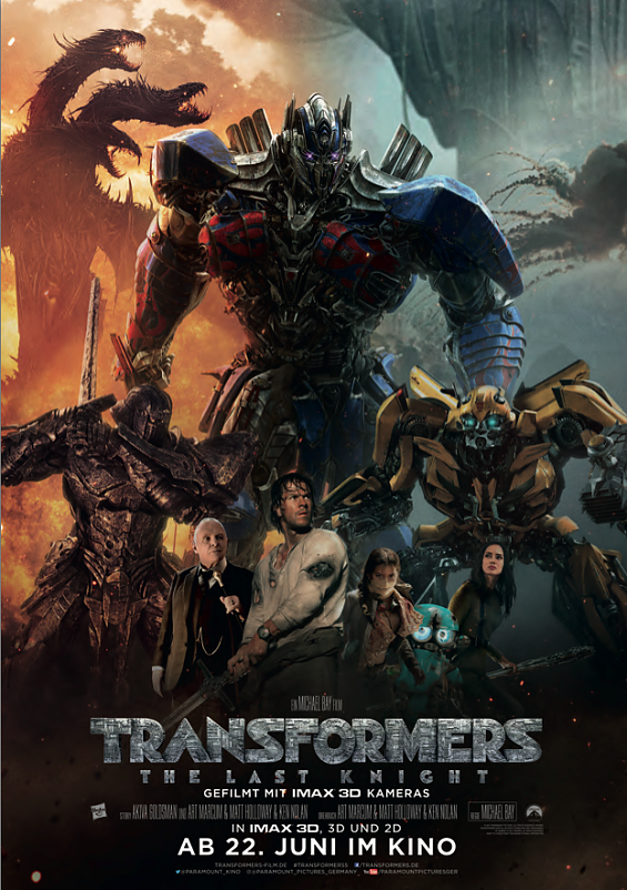 Transformer: The last Knight (Foto: Paramount Pictures)