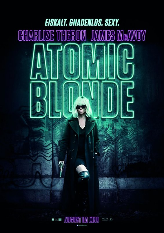 Atomic Blonde (Foto: Universal Pictures)