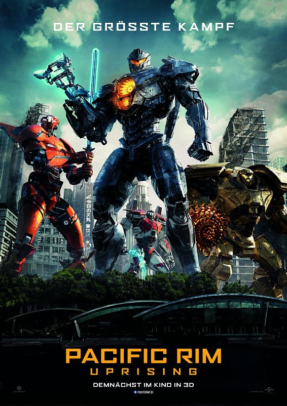 Pacific Rim: Uprising (Foto: Universal Pictures)