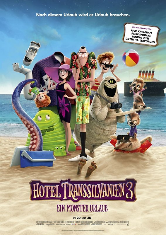 Hotel Transsilvanien 3 (Foto: Sony Pictures)