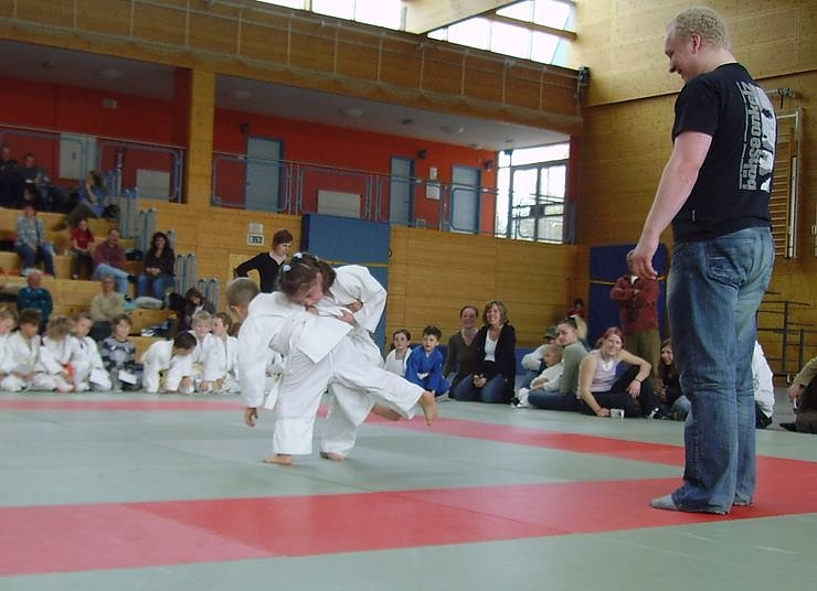 Judo tut gut (Foto: privat)