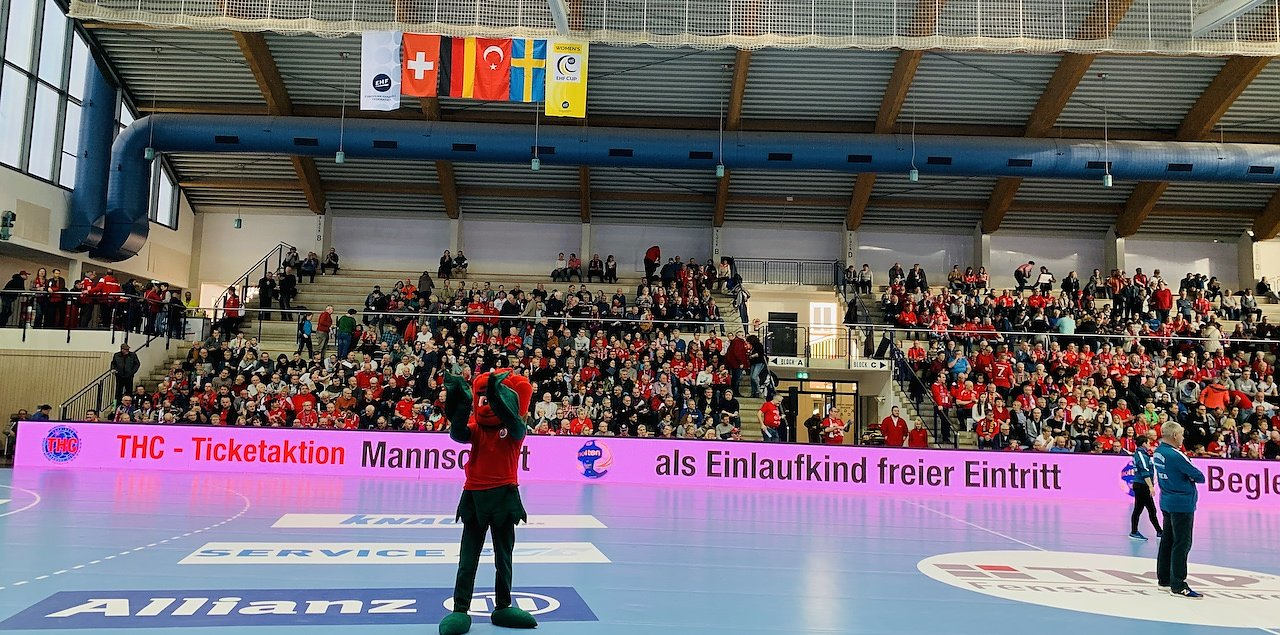 THC EHF-Cup (Foto: oas)