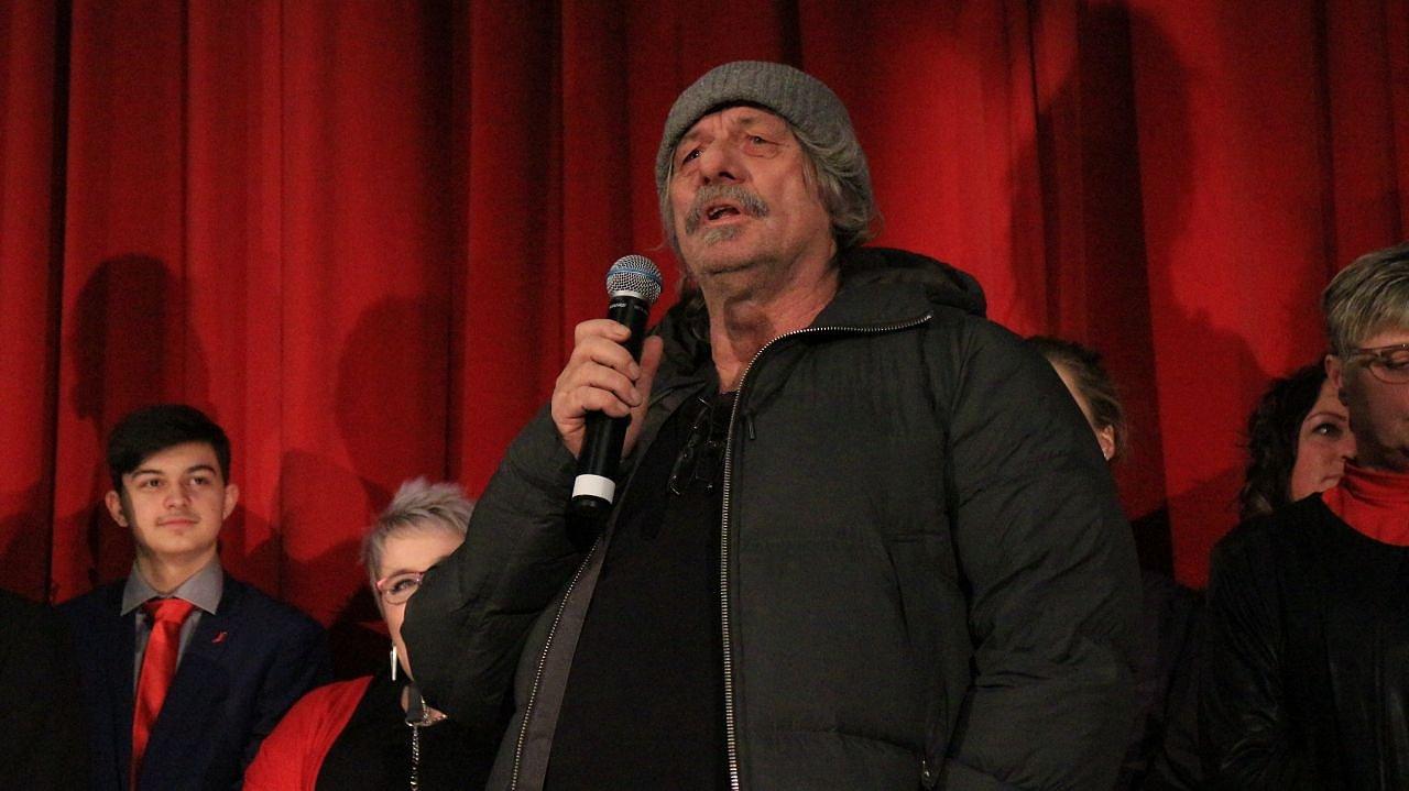 """Regisseur Hans-Günter Bücking: """"Das war der anstrengenste Film denn ich je gedreht habe"""" (Foto: Angelo Glashagel)"""