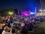 Samstagnacht zur RTL-Party (Foto: A.Meyer)