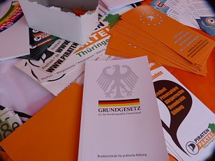Piraten in Nordhausen