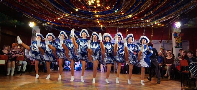 Karneval in Ellrich (Foto: Susanne Schedwill)