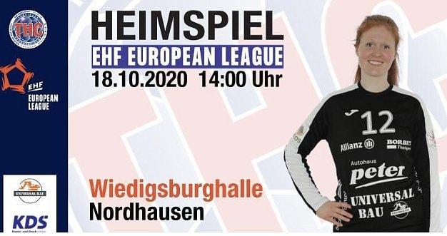 Heimspiel in Nordhausen (Foto: THC)