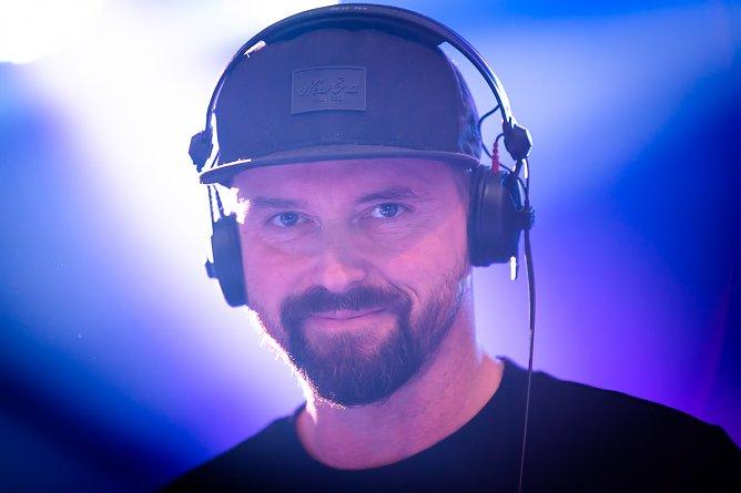 DJ Marc Radix ist in Bleicherode dabei (Foto: RTL)
