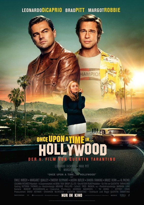 Once upon a Time in Hollywood (Foto: Sony Pictures Entertainment Deutschland GmbH)