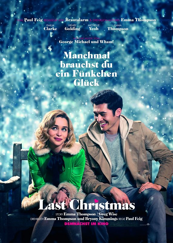 Last Christmas (Foto: Universal Pictures)