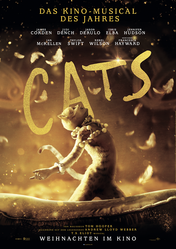 Cats (Foto: Universal Pictures)