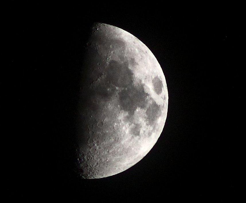 Mondfinsternis Webcam