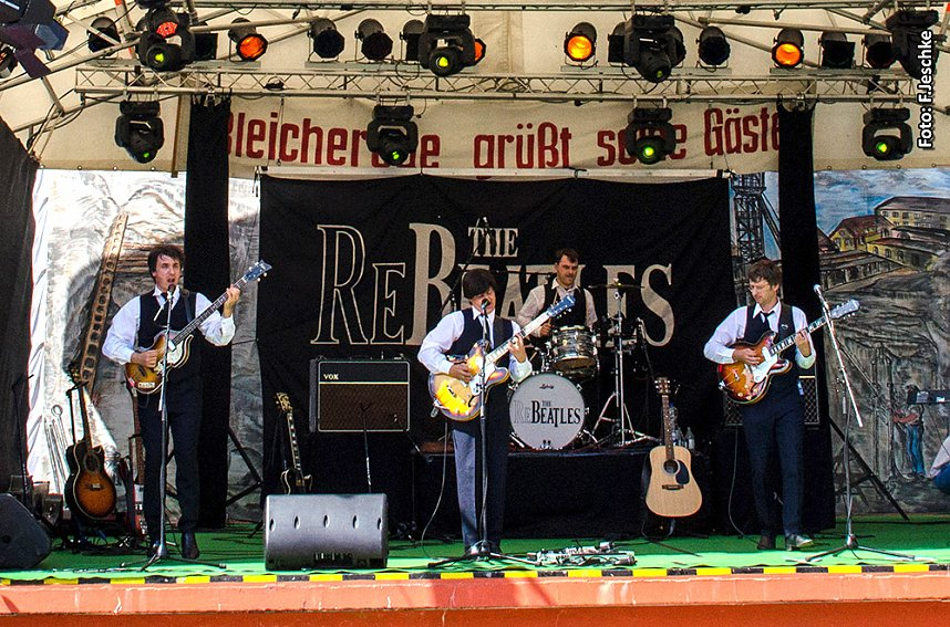 Re-Beatles in Bleicherode