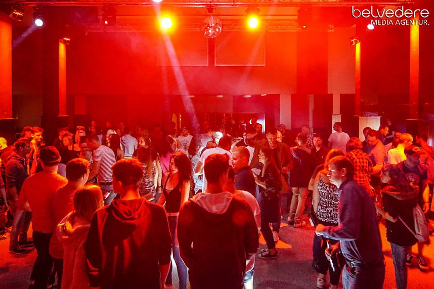 Party im Jugendclubhaus in Nordhausen - der Freitag